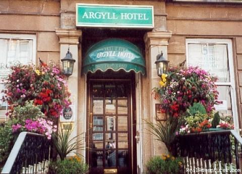 Argyll Hotel Argyll Hotel Glasgow