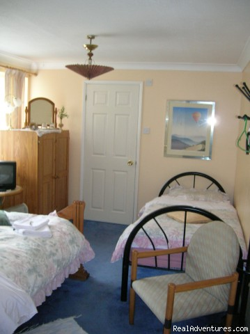 Family room sleeps upto 5 persons - Beautiful Guest house / b&b near Gatwick airport