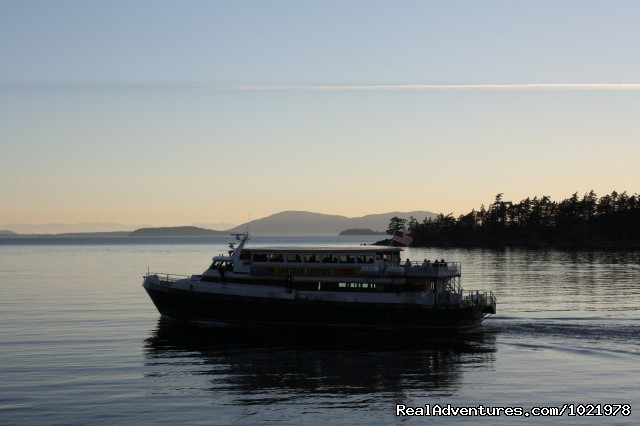 The Victoria Star 2 On Chuckanut Bay - Chuckanut Crab Dinner Cruise From Bellingham