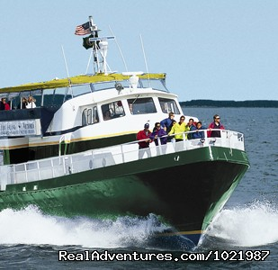 The Victoria Star 2 - Whale Watching Adventure / Friday Harbor Cruise