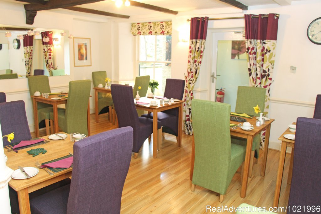 St John's Lodge - Our lovely dining room