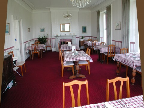 Dining Room - Boswedden House