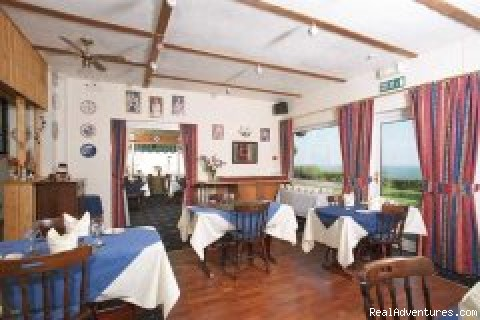 Restaurant - Leconfield Hotel - Isle of Wight