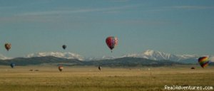 Balloon Flights in Boulder Colorado Boulder, Colorado Ballooning