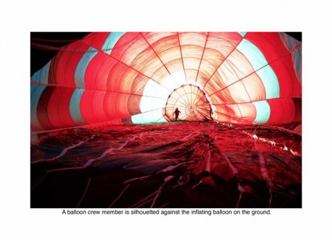 Inflating the Balloon (#3 of 5) - Balloon Flights in Boulder Colorado