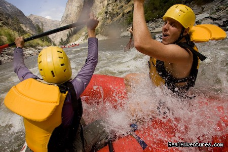 ROW Adventures: Most Fun Whitewater Rafting on Earth