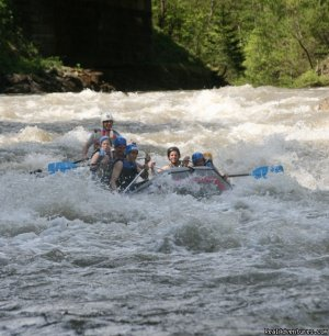 CROCODILE SPORTS Oudoor Adventure GmbH Salzburg, Austria Rafting Trips