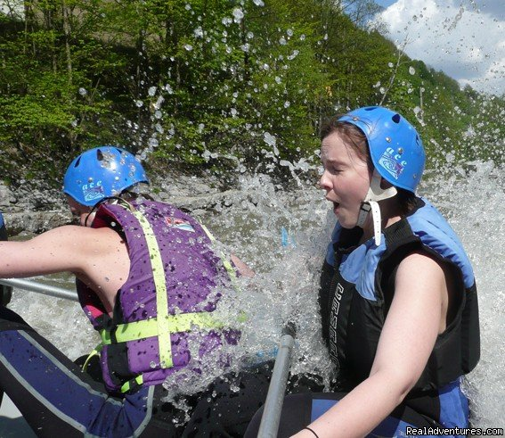 Sport-Rafting / Salzach River | Image #2/18 | CROCODILE SPORTS Oudoor Adventure GmbH