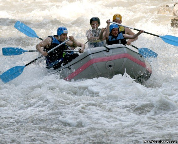 Sport-Rafting / Salzach River | Image #4/18 | CROCODILE SPORTS Oudoor Adventure GmbH