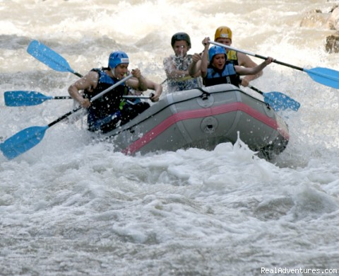 Sport-Rafting / Salzach River - CROCODILE SPORTS Oudoor Adventure GmbH