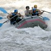 Sport-Rafting / Salzach River