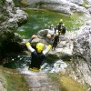 Canyoning Tour Swiss Cheese
