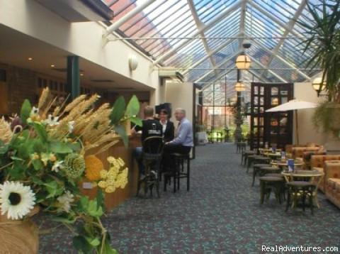 Bar Area - Hermitage Park Hotel
