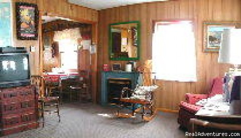 Turkey Ridge Cottage - ROCK EDDY BLUFF FARM - A Scenic Ozark Getaway