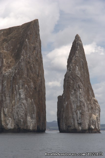 Kicker Rock - Explore the Galapagos Islands with Andean Trails