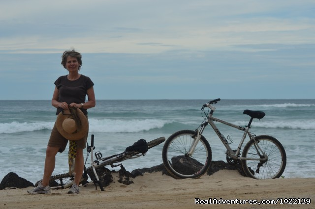 Bike n beach - Explore the Galapagos Islands with Andean Trails
