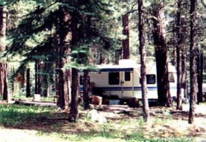 Sportsman's Supply, Campground & Cabins Campgrounds & RV Parks Pagosa Springs, Colorado