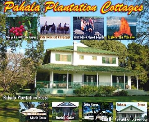 Pahala Plantation Cottages Pahala Plantation Cottages at a Glance