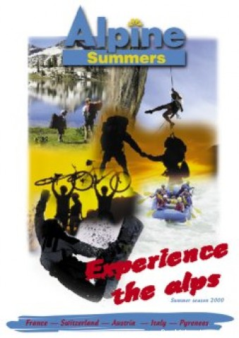 Alpine Summers: Brochure Cover