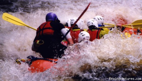 Cinnamon active: cinnamon active rafting