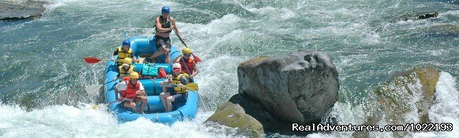 Image #7/7 | California River Rafting near Yosemite