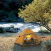 Tuolumne river overnight campsight