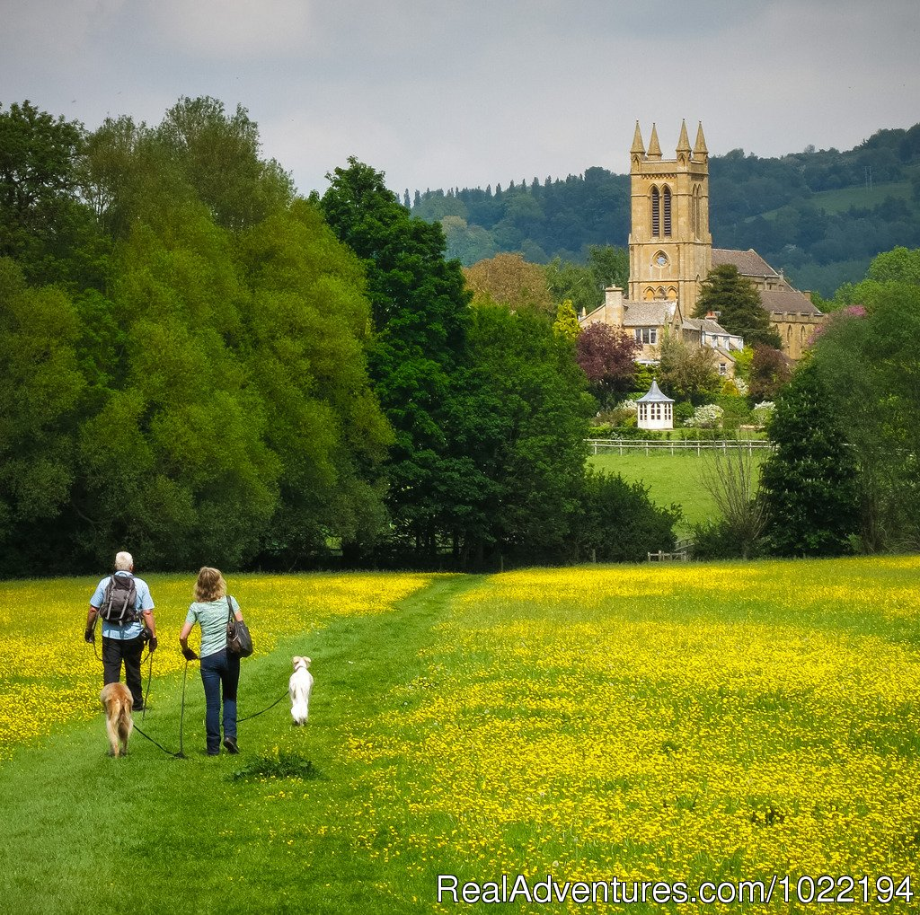 Explore open countryside at your own pace on a self-guided walking holiday with Contours. From our tried and tested itineraries to bespoke trips, we provide trusted accommodation, luggage transfers, maps and guidebooks, and emergency support.