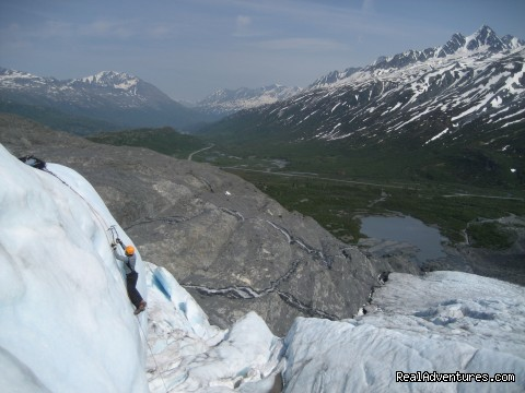 Climb the Worthington Glacier. - Alaska Sea Kayaking with Pangaea Adventures