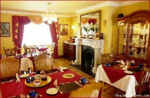 Dining Room | Image #3/7 | chelmsford House Lakes of Killarney Ireland