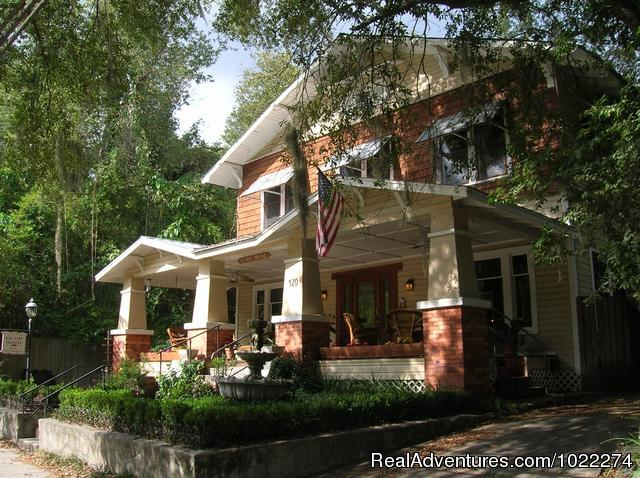 Historic Inn & Romantic B & B - Grady House