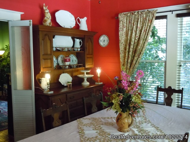 Dining room - Historic Inn & Romantic B & B - Grady House