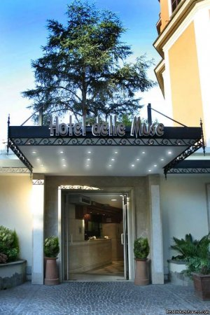Hotel delle Muse Rome, Italy Hotels & Resorts