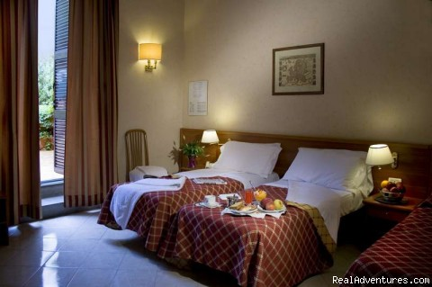 Room - Hotel delle Muse