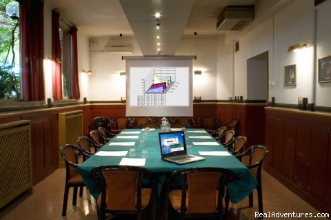 Conference room - Hotel delle Muse