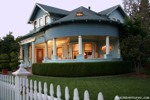 Wonderful B&B in the Heart of Healdsburg