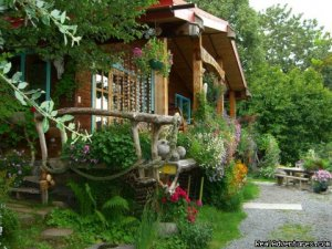 Brigitte's Bavarian Bed & Breakfast Bed & Breakfasts Homer, Alaska