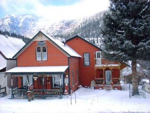 Christmas House Bed and Breakfast Inn, Ouray, Colo
