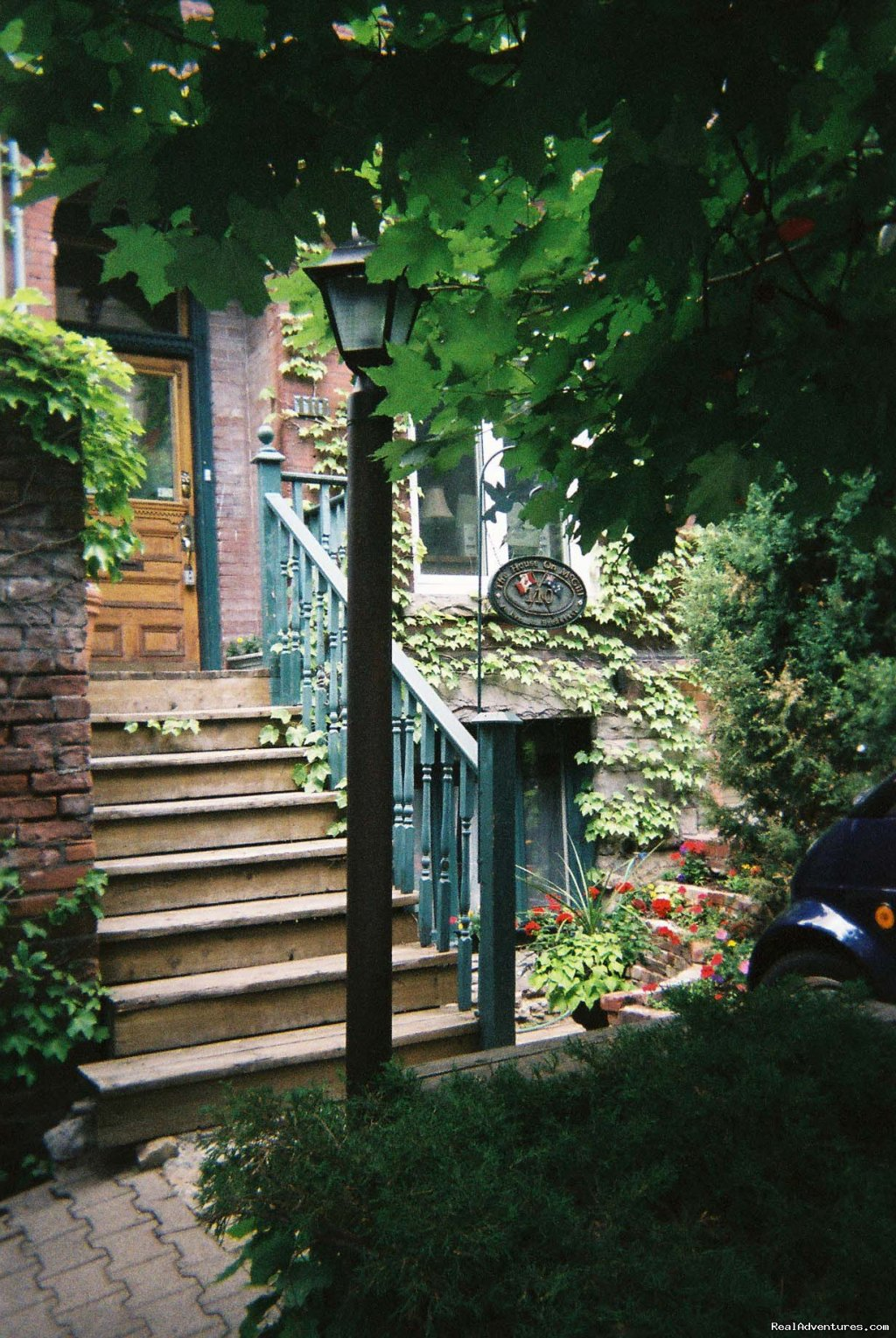 front steps | Image #13/16 | House on McGill