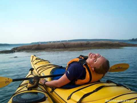Kayaking (#2 of 2) - Unique Wilderness Expeditions for Young Adults