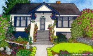 Chelsea Cottage Bed & Breakfast Vancouver, British Columbia Bed & Breakfasts