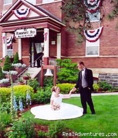 Weddings and Special Events at The Roosevelt Inn - The Roosevelt Inn, Bed and Breakfast