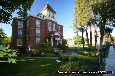 The Roosevelt Inn, Bed and Breakfast Bed & Breakfasts Coeur d\'Alene, Idaho