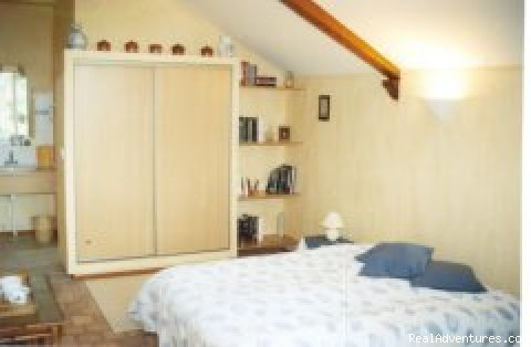 Blue bedroom (#4 of 9) - 'Romantic Getaways at Le Tertre B&B'