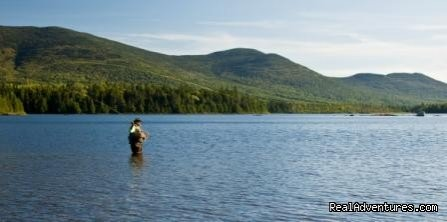 Fly Fishing in Moosehead Lake Area | Image #14/15 | Lodge at Moosehead Lake for Nature Loving Hideaway