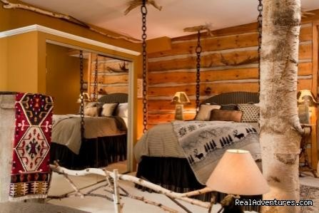 Baxter Suite | Image #15/15 | Lodge at Moosehead Lake for Nature Loving Hideaway