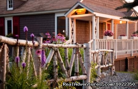 Image #6 of 15 - Lodge at Moosehead Lake for Nature Loving Hideaway
