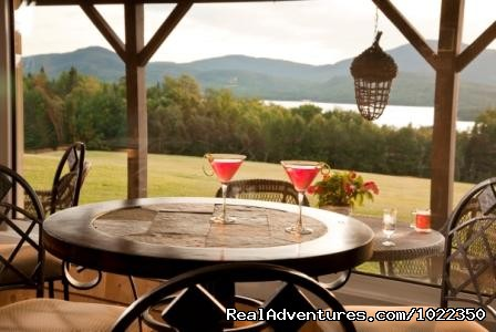 - Lodge at Moosehead Lake for Nature Loving Hideaway