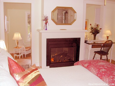 The Garden Suite - Lazyjack Inn on Dogwood Harbor