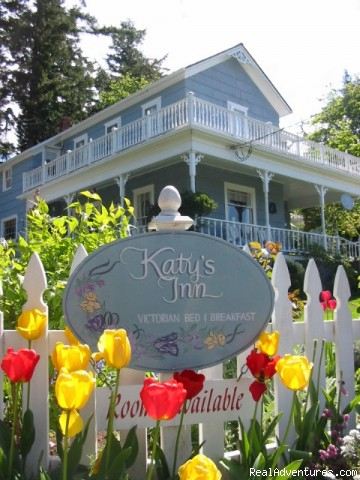 Katy's Inn Victorian Bed & Breakfast
