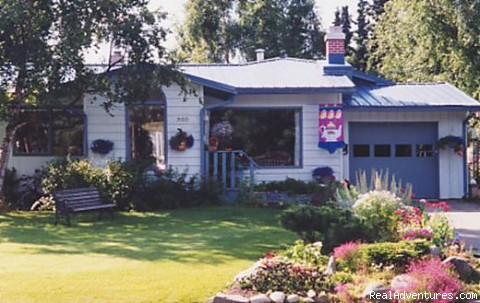 Alaska's Coastal Trail B&B: 1998 Mayor's Award, Small Business Site